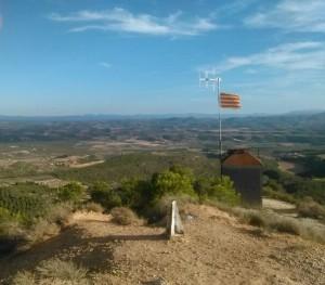 Vista des del Cim de Montmeneu