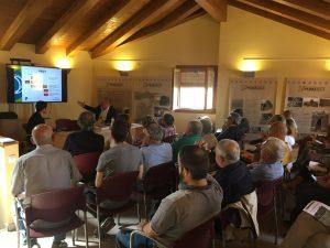 Presentació del projecte del PECT de l'Oli